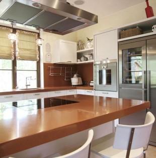 Дизайн интерьера частного дома в Юрмале